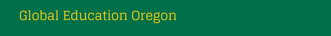Global Education Oregon -